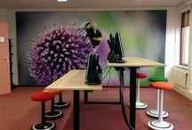 OFFICE elements / Elementen voor kantoor die bijdragen aan prettiger werken!