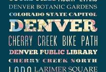 Denver CO / Denver places / by Denise Kaminsky