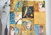 Kunst rund um Hinduismus