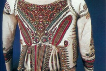 Hungarian folk leather art