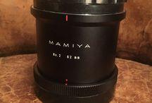 Mamiya RB Pro S Zwischenring No. 2, 82 mm, mit Deckeln