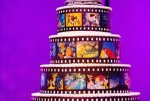 Disney Wedding Cakes