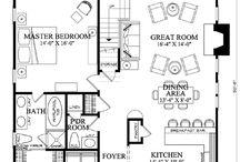 plano de casa interesantes