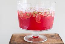 Punch / Rhubarb & Gin