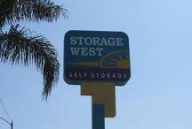 Santa Ana / Storage West Self Storage Santa Ana is a self-storage facility located in Santa Ana, California.  2730 South Fairview Street, Santa Ana CA 92704 714-557-3700