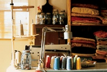 Sewing room/office