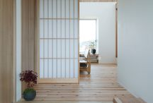 maison : entries and foyers