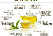 Herbal Tea Refreshments