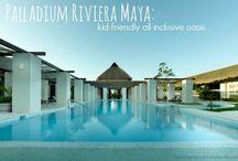 Palladium Riviera maya / El paraíso al que me gusta ir