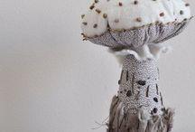Mushrooms in Art