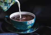 Tea-infused recipes / Explore recipes