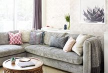 Living Rooms / by Juliska Medgyes-Hols
