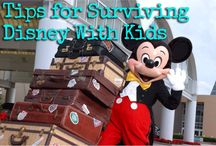 Disney: Vacations. / Disneyland, disney world, or disney cruise tips and ideas  / by Amanda Hackett