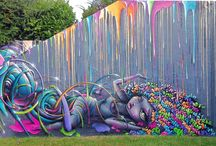 Street art / by Melissa Geebel
