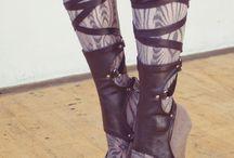 обувь танцы