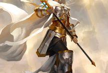 Paladin/Holy knight