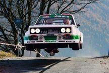 Fiat 131 Abarth Mirafiori