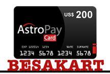 Astropay Kart Satış / Türkiye'nin Resmi Astropay Kart Satış Sitesi www.besakart.com