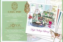 Collection #JOYA - A Luxury & Lifestyle Exhibition. / For Pop Lovers in Mumbai #Casapop exhibiting the Latest Collection #JOYA - A Luxury & Lifestyle Exhibition. Come see our fresh new merchandise even before it hits the stores!! Address: #Dome, NSCI, SVP Stadium, Worli, Mumbai