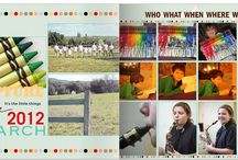 Shutterfly Layouts / by Sarah Adair
