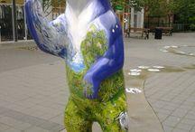 Spirit Bears in the City