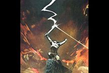 Frank Frazetta / #Frank #Frazetta dessinateur et #illustrateur de #comics #Marvet and #DC comics