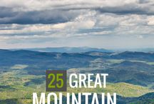 Georgia mountains: our top 25 hikes to mountain summits / Hike to exceptional summit views on these trails to the tallest mountains in Georgia. Our top 25 Georgia mountain trails scale lofty peaks and summits to catch some of the Peach State's best views.
