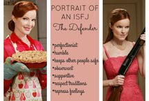 I'm an ISFJ, so I'm gonna deal with it somehow...