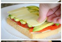 Sandwiches I want to try