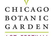 Chicago Botanic Garden Art Festival / Chicago Botanic Garden Art Festival Glencoe, Illinois | Jul 2 – Jul 3, 2016