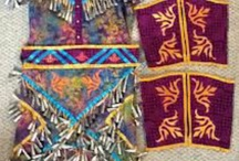POW WOW REGALIA / JINGLE DRESS AND POW WOW REGALIA