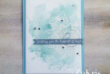 Stampin' Up! - Frosted Medallions