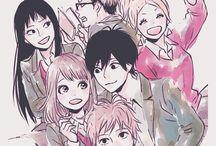 orange anime #im crying