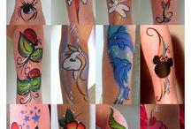 Tatuajes painting