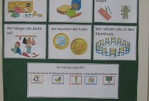 Grundschule Klassenraum