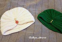 шапка-чалма