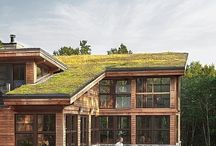 Modern Wood Houses