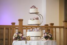 Wedding Cake's and Treats with Worton Hall / Check out our Bride and Groom's Cakes from our previous weddings, but also grab some inspiration from our pinned pictures. #weddingcake #cakes #sweets #treats
