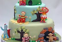 Noah's Birthday Cake Ideas