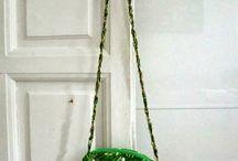 AJOS TIERNOS & GRANADAS / special bags