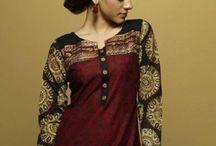 ethnic indian clothes -inspiration / by Jaya Pratheesh