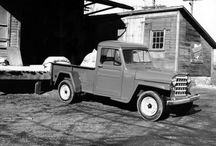 Willys & Jeep Pickups