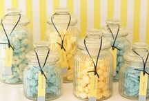 Yellow Candy Inspiration