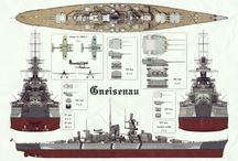 German battleship Gneisenau
