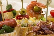 Tapas & Pintxos / Spanish food