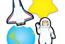 Outer Space / Check out our awesome collection of outer space note pads, stickers, charts & more!