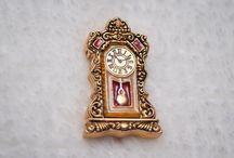 Dadu Vintage Brooch Shop / jewelry vintage brooch