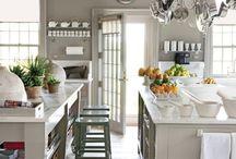 KITCHEN /  Kitchen decor and decorating ideas.