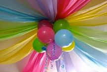 1st B'Day Party Ideas