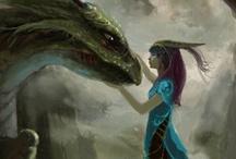 Drachen ((()))